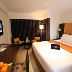 Отель Citin Pratunam Bangkok By Compass Hospitality 3* Улучшенная студия фото 11