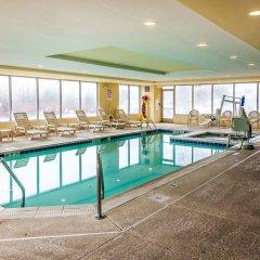 Отель Comfort Suites Manassas Battlefield Park бассейн фото 2
