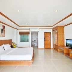 Отель Tri Trang Beach Resort by Diva Management комната для гостей фото 10