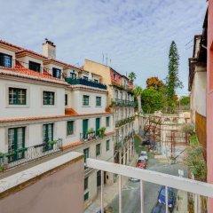 Отель Principe Real Лиссабон балкон