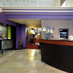 Отель Residence Inn by Marriott Columbus Downtown США, Колумбус - отзывы, цены и фото номеров - забронировать отель Residence Inn by Marriott Columbus Downtown онлайн интерьер отеля фото 2