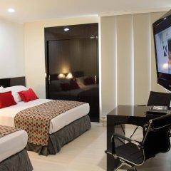Porton Medellin Hotel комната для гостей фото 3