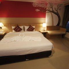 Отель Memo Suite Pattaya Таиланд, Паттайя - отзывы, цены и фото номеров - забронировать отель Memo Suite Pattaya онлайн комната для гостей фото 4