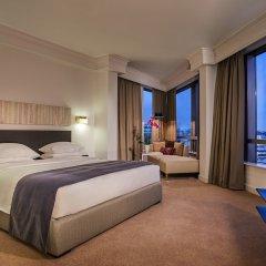 Отель Hyatt Regency Belgrade Сербия, Белград - 4 отзыва об отеле, цены и фото номеров - забронировать отель Hyatt Regency Belgrade онлайн комната для гостей фото 3