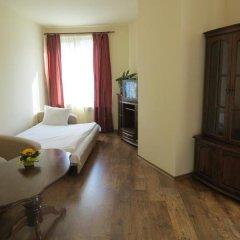 Отель Mountain Romance Apartments & Spa Болгария, Банско - отзывы, цены и фото номеров - забронировать отель Mountain Romance Apartments & Spa онлайн комната для гостей фото 4