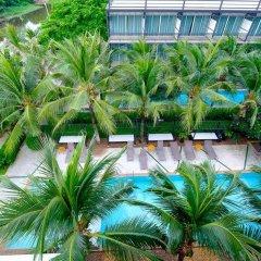 Aranta Airport Hotel парковка