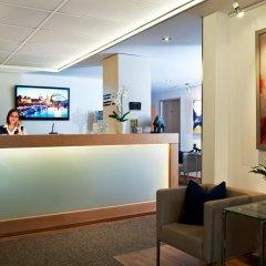 Отель Novalis Dresden Германия, Дрезден - 4 отзыва об отеле, цены и фото номеров - забронировать отель Novalis Dresden онлайн интерьер отеля фото 3