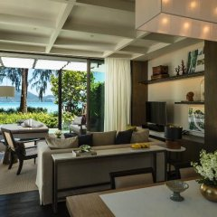 Отель Rosewood Phuket 5* Стандартный номер с различными типами кроватей фото 4