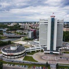 Гостиница Беларусь балкон