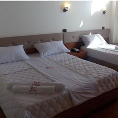 Отель Palace Lukova Албания, Саранда - отзывы, цены и фото номеров - забронировать отель Palace Lukova онлайн комната для гостей фото 2