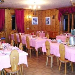 Hotel Hirondelle Аоста питание фото 3