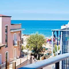 Отель Residence Blu Mediterraneo балкон