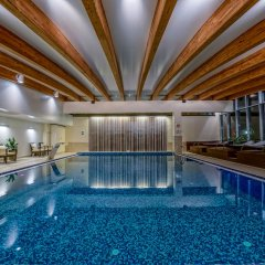 Отель IBB Andersia Hotel Польша, Познань - отзывы, цены и фото номеров - забронировать отель IBB Andersia Hotel онлайн бассейн фото 3