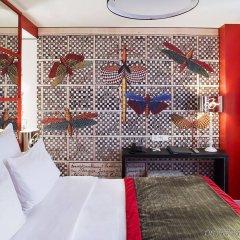 Отель Le Bellechasse St Germain Париж спортивное сооружение