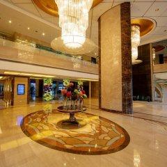 Hotel Equatorial Shanghai интерьер отеля фото 2
