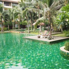 Отель Villa Thongbura бассейн фото 3