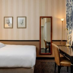 Отель Small Luxury Hotel Ambassador Zürich Швейцария, Цюрих - 9 отзывов об отеле, цены и фото номеров - забронировать отель Small Luxury Hotel Ambassador Zürich онлайн комната для гостей фото 2