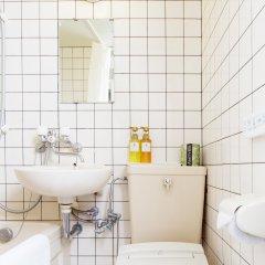 Отель Flexstay Inn Shirogane Япония, Токио - отзывы, цены и фото номеров - забронировать отель Flexstay Inn Shirogane онлайн ванная