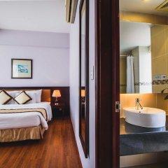 Отель Mondial Hotel Hue Вьетнам, Хюэ - отзывы, цены и фото номеров - забронировать отель Mondial Hotel Hue онлайн ванная фото 2