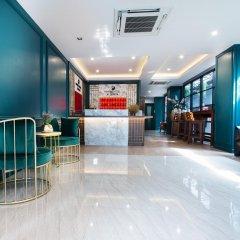 Отель Pannee Residence at Dinsor Таиланд, Бангкок - отзывы, цены и фото номеров - забронировать отель Pannee Residence at Dinsor онлайн интерьер отеля фото 2