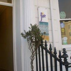 Отель Five Великобритания, Кемптаун - отзывы, цены и фото номеров - забронировать отель Five онлайн интерьер отеля
