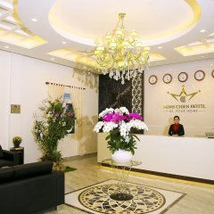 Minh Chien Hotel Далат интерьер отеля фото 2