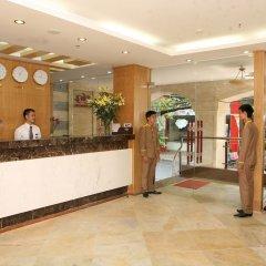Chains First Eden Hotel интерьер отеля