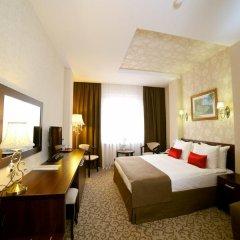 Гостиница Villa Marina 3* Стандартный номер с двуспальной кроватью фото 14
