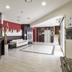 Отель Acta Antibes Барселона сауна