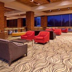 Отель Crowne Plaza Gatineau-Ottawa Канада, Гатино - отзывы, цены и фото номеров - забронировать отель Crowne Plaza Gatineau-Ottawa онлайн интерьер отеля фото 3