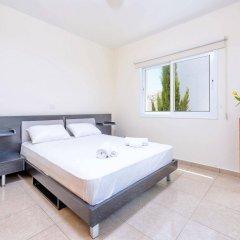 Отель Villa Zacharia Кипр, Протарас - отзывы, цены и фото номеров - забронировать отель Villa Zacharia онлайн комната для гостей фото 5