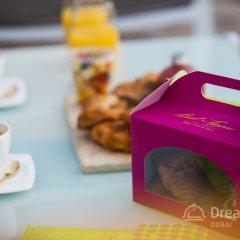 Отель Dream Inn Dubai-Luxury Palm Beach Villa детские мероприятия фото 2