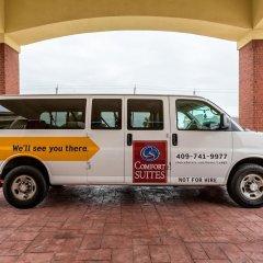 Отель Comfort Suites Galveston США, Галвестон - отзывы, цены и фото номеров - забронировать отель Comfort Suites Galveston онлайн городской автобус