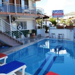 Aspawa Hotel Турция, Памуккале - отзывы, цены и фото номеров - забронировать отель Aspawa Hotel онлайн с домашними животными