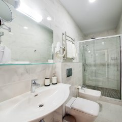 Гостиница D ванная фото 3