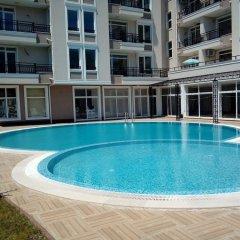 Отель Deluxe Premier Residence Болгария, Солнечный берег - отзывы, цены и фото номеров - забронировать отель Deluxe Premier Residence онлайн бассейн фото 2