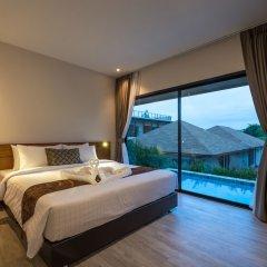 Отель Chermantra Aonang Resort and Pool Suite комната для гостей фото 5