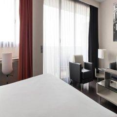 Отель ILUNION Barcelona 4* Стандартный номер с различными типами кроватей фото 35