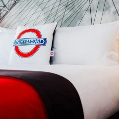 Отель The Wellington Hotel Великобритания, Лондон - 6 отзывов об отеле, цены и фото номеров - забронировать отель The Wellington Hotel онлайн комната для гостей фото 9