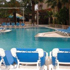 Palmiye Garden Hotel Турция, Сиде - 1 отзыв об отеле, цены и фото номеров - забронировать отель Palmiye Garden Hotel онлайн бассейн