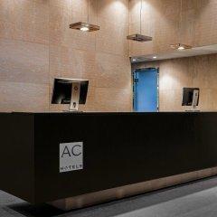 Отель AC Hotel Los Vascos by Marriott Испания, Мадрид - отзывы, цены и фото номеров - забронировать отель AC Hotel Los Vascos by Marriott онлайн интерьер отеля фото 3