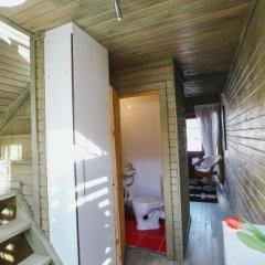 Гостиница Wood House в Звенигороде отзывы, цены и фото номеров - забронировать гостиницу Wood House онлайн Звенигород ванная фото 3