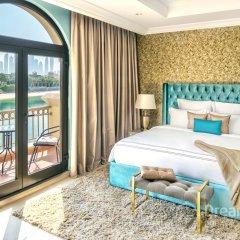 Отель Dream Inn Dubai-Luxury Palm Beach Villa комната для гостей фото 3