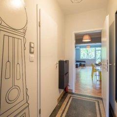 Апартаменты FM Deluxe 1-BDR Apartment - Style Meets Charm София интерьер отеля фото 2