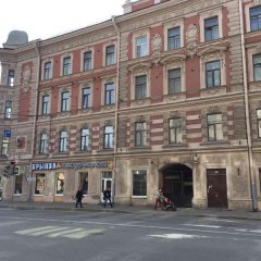 Гостиница Cvs Gorokhovaya