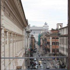 Отель Residenza Montecitorio балкон