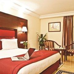 Отель Golden Tulip Farah Rabat Марокко, Рабат - отзывы, цены и фото номеров - забронировать отель Golden Tulip Farah Rabat онлайн комната для гостей фото 3