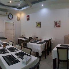 Отель Vtsix Condo Service at View Talay Condo питание
