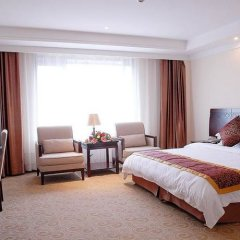 Отель Super 8 Hotel Xian Da Yan Ta Китай, Сиань - отзывы, цены и фото номеров - забронировать отель Super 8 Hotel Xian Da Yan Ta онлайн комната для гостей фото 2