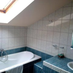 Отель Kolibri Венгрия, Силвашварад - отзывы, цены и фото номеров - забронировать отель Kolibri онлайн ванная